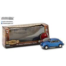 Greenlight Da Fino's Volkswagen Beetle The Big Lebowski Movie Blue 1:43 86496