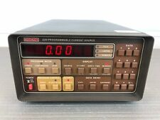 Keithley 220 Programmable Current Source Fresh Calibration With Cert Included