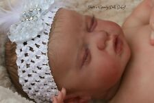 """A GROOVY DOLL, BABY!"" REBORN BABY GIRL*INDIE*SOLD OUT FULL TORSO"