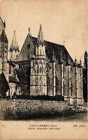 CPA  Saint-Germer (Oise) -Eglise,ensemble sud-ouest   (291552)