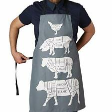 BBQ Accessories Apron |  Gifts For Men  | Kitchen Chef Apron Gift  |