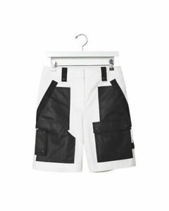 New Hot Women's Genuine Lambskin Leather shorts Party Ladies Sexy mini   - S33