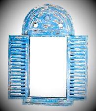 Rechteckige Badezimmer-Spiegel im Antik-Stil