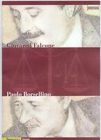 ITALIA - FOLDER 2002 - FALCONE E BORSELLINO -  VALORE FACCIALE € 6,00