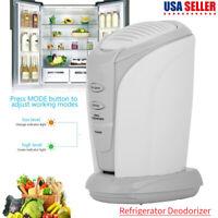 Ozone Air Purifier Cleaner Ionizer Refrigerator Deodorizer Freshener Eliminator