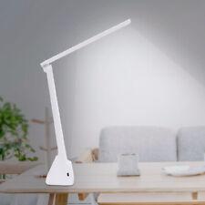 LED Desk Lamp Home Table Lamp Adjustable Night Light Eye-Caring Reading USB Port