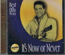 Presley, Elvis it 's Now or Never zounds 24 carats zounds Gold CD neuf emballage d'origine sealed