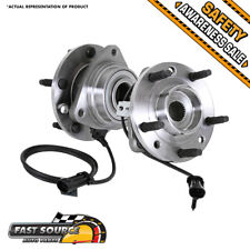 2 NEW Front Wheel Hub Bearing Assembly S10 BLAZER PICKUP ENVOY S15 SONOMA PICKUP