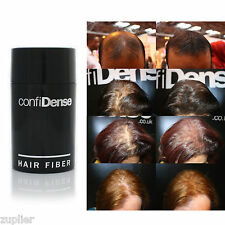 confiDense Hair Fibres INSTANTLY THICKER HAIR Building Thickening Loss Concealer