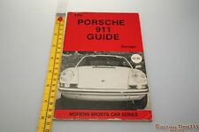 The Porsche 911 Guide / Sloniger Modern Sports Car Series (1976 PB) 1st Printing
