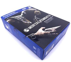 PlayStation 3 & 4 Official Wired Fight Pad Mortal Kombat X