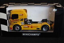 Minichamps Mercedes-Benz Actros Race Truck 1998 1:43 #11 Jordi Gené (ESP) (JS)