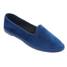 FRIULANE pantofole donna colore blu fino al 43