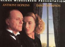 Drama Widescreen Movie LaserDiscs