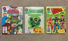 DC BLUE RIBBON DIGESTS, Green Lantern, Legion of Super-Heroes, New Teen Titans