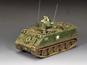 "KING & COUNTRY VN072 VIETNAM WAR 'TET' 1968 ""U.S. ARMY M113 APC"" VEHICLE   MIB!"