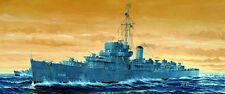 Trumpeter 5305 WWII US Destroyer Escort England DE-635 1/350 Scale Model Kit