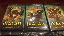3x Ixalan SEALED Booster Packs MtG Magic the Gathering Cards XLN Draft