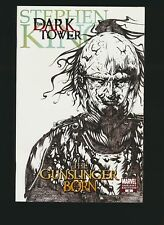 DARK TOWER GUNSLINGER BORN #3 STEPHEN KING 1 IN 50 JAE LEE SKETCH VARIANT NM