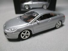 AG598 NOREV 3 INCH PEUGEOT COUPE 407 GRIS NEUF  1/60 env
