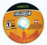 Tony Hawk's Pro Skater 4 Microsoft Xbox Original Game Only