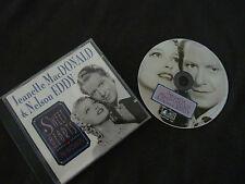 JEANETTE MACDOANLD NELSON EDDY SWEET HEARTS ULTRA RARE CD!