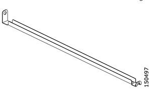 """4x IKEA DRAWER REINFORCEMENT BRACKET 15 3/4"""" FOR Koppang Dresser PART # 150497"""