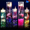 Romantic Candle Sea Ocean Jelly Gel Scented Candle Birthday Candle Cup HJE
