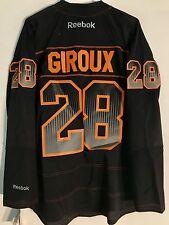 Reebok Premier NHL Jersey Philadelphia Flyers Claude Giroux Black Accel sz M
