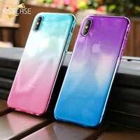 Universal Soft TPU Phone Case for iphone 8 8plus/7 7plus /6 6s plus/ X/ 5 5S SE