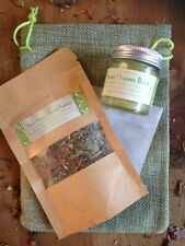 Sweet Dreams Sleep Kit - Herbal Tea and Sleep Balm Set - Relax, Calm & Soothe