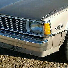 Chevrolet Citation: 1980, 1981, 1982, 1983, 1984, 1985, Left Turn Signal Light