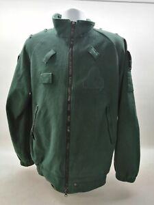 Ex PSNI Northern Ireland Fleece Green Uniform Officer Patrol Duty SIA Grade 2