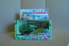 Britains Task Force 7612 Helicopter & Action Figure Set. 1/32. c1993. VGC.