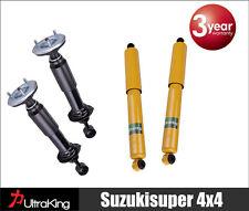 4 Nissan Navara D40 Front + Rear Strut Gas Shock Absorbers 4x4 HD 12/05 onwards