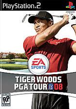 Tiger Woods PGA Tour 08  (PlayStation 2, 2007)