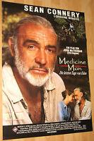 Medicine Man Sean Connery Filmplakat / Poster A1 ca 60x84cm