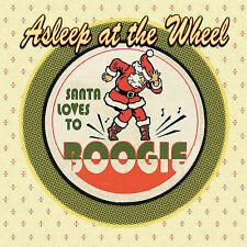Santa Loves to Boogie CD Asleep At The Wheel Christmas Holidays 2006 Austin TX