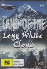 ALBY MANGELS - LAND OF THE LONG WHITE CLOUD - DVD - NEW & SEALED -