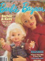 OCT 1998 - BARBIE BAZAAR vintage doll magazine