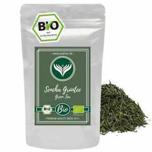 BIO Grüner Tee | Japanischer Sencha Uchiyama Grüntee (Japanese Green Tea) 250g
