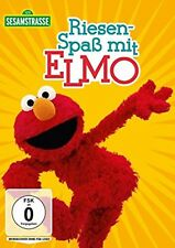 Sesamstrasse: Riesenspaß mit Elmo DVD NEU OVP