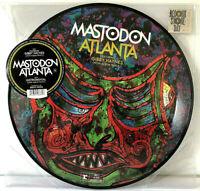 "RSD Mastodon Gibby Haynes Atlanta Picture 12"" Maxi Vinyl Mixe Record Store Day"