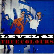 Level 42 True Colours Lp **read condition**