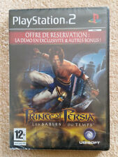 promo PS2 / neuf blister . demo exclusif . réservation . collector