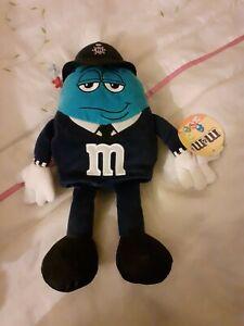 "M&M's London Policeman 14"" Plush Soft Toy Cute Ex Condition"