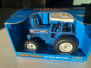 1:32 SCALE 4WD FORD 8630 Ertl farm country