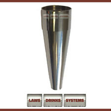 Chrome Beer Nozzle Large