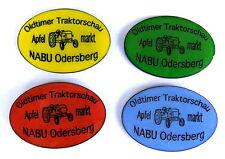 TRAKTOR Pin / Pins - OLDTIMER TRAKTORSCHAU ODERSBERG / 4 PINS!!!!!!! (4076A)