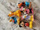 Disney figurines Bundle Minnie Mouse, Mickey Mouse, Pluto, Daisy Etc